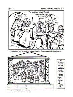 El Rincón de las Melli: SAGRADA FAMILIA