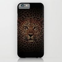 iPhone & iPod Case featuring LEOPARD KING by alexa