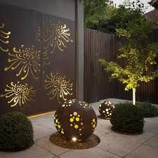 laser cut metal screens - Google Search