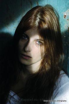 Maria Kappatou (MariaKappatou) Profile / 500px Photo Pin, Portrait Photo, Eye Candy, Eyes, Image, Portraits, Head Shots, Portrait Photography, Cat Eyes