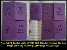 for multiplication