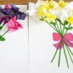 Cute mothers day gift/craft