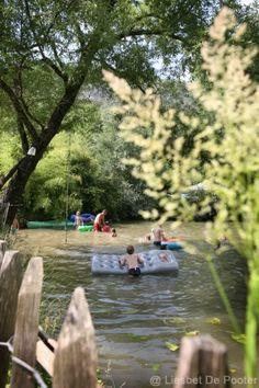 Camping La Combe - Perigord. Kamperen, zwemvijver, huurtenten, stacaravan.