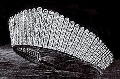 The Russian Kokoshnik Tiara