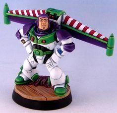 Buzz Lightyear, Disney, Humor, Space Marines