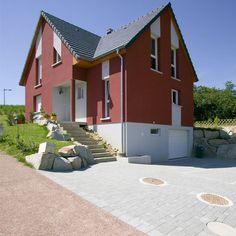crateurs de sols bton votre cour - Cour En Beton Color