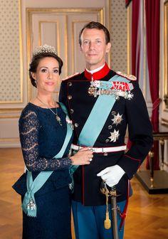 Nye officielle billeder af D.K.H. Prins Joachim og Prinsesse Marie