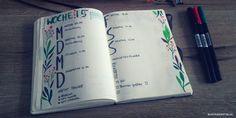 Bujo Inspirationen April – Buntkariert #monatsübersicht #bujo #bulletjournal #moodcolorzen #mahlzeitenplaner #diy #wochenübersicht #habitattracker #todo #withlove #terminplaner #kalender #april #handlettering