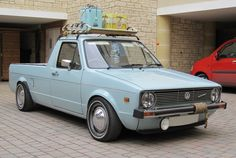 1989 VW Caddy