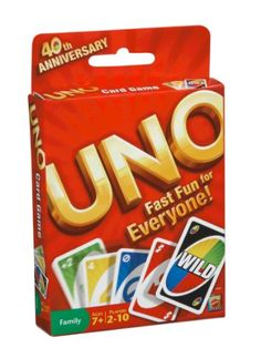 "Favorite Game for teaching times tables:  multiplication Uno!  Example:  this week we are studying the ""6"" fact family.  Any time a student lays a card down, he/she must say, ""6 times __ equals __.""  If he/she plays a 4, ""6 x 4 = 24,"" etc.  Wonderful repetition and even those kids who hate flash cards love to play!"
