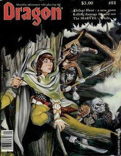 Dragon Magazine #88