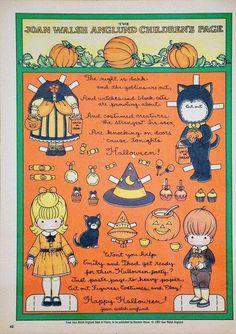 Halloween Good Hosekeeping - Jill Kaar Hanson