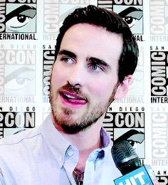 Colin O'Donoghue Funny Captain Hook Killian Jones Colin O'Donoghue Once Upon A Time