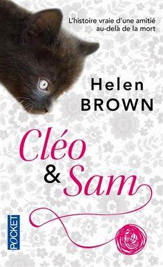 """""""Cléo et Sam"""" de Helen Brown / H. Brown est mère de deux garçons, Sam et Rob. Sam, l'aîné, 10 ans, passionné par les animaux, aime aller voir les chatons de leur voisine, Lena. Quand Sam est percuté par une voiture et tué devant les yeux de son frère, la famille réapprend à vivre avec Cléo, une petite chatte que leur apporte Lena et que Sam affectionnait. Helen raconte le deuil difficile d'une mère et sa reconstruction."""