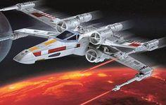 STAR WARS X-wing Fighter (Luke Skywalker) easykit