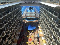Our 2015 review of Oasis of the Seas: the must-sees and things to avoid! Royal Caribbean Oasis, Cruise Tips Royal Caribbean, Eastern Caribbean Cruises, Honeymoon Cruise, Cruise Vacation, Vacation Trips, Vacations, Cruise Ship Reviews, Best Cruise Ships