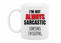 Funny Sarcastic Christmas Gift - Funny Quote Mug - Funny Christmas Gift - Coffee Mug - Tea Cup - Office Christmas Gift - Funny Boss Gift