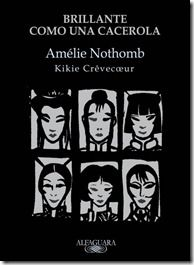 Brillante como una cacerola ~ Amélie Nothomb