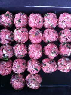 meatballs - whole30, paleo, grain-free recipe