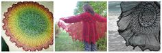 I'm convinced that shawls are the perfect knit item for spring and early summer. Chilly breeze? Put