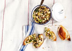 White Bean Tapenade - Bon Appétit