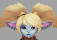 Dev Blog: The Animation of Poppy | League of Legends