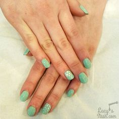 About That Time I Did Nails At The London Fashion Week 2015 for The Body Shop... (via Bloglovin.com )