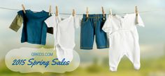 Spring Consignment Sales 2015
