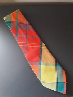 Cravate en madras