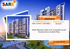 SARE Home New Project| Sector - 92 Gurgaon |