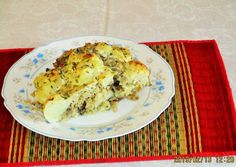 Gombás-zöldséges rakott karfiol | Illés Margit receptje - Cookpad receptek