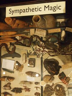 On display at the Pitt Rivers Museum, Oxford. Strange Things, Old Things, Witchcraft History, Cultural Significance, Natural Curiosities, Amulets, Sacred Art, Totems, Everyday Objects