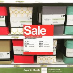 Organic Sheets on sale at Target plus an extra 15% off if you signed up to college registry!  see this weeks organic & natural Target deal updates at:TomorrowsMom.com  Want to see more Deals go Here follow the link in my Bio @Tomorrowsmom #tomorrowsmom #cosmicmothers #feminineenergy #loa #organic #fitmom #health101 #conscience #wakeupamerica #change #non gmo #organiclife #crunchymama #organicmom #gmofree #organiclifestyle #weareone #ecofriendly #savetheearth #changesociety  #healthyhabits…