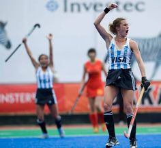 Las Leonas 3 vs China 2