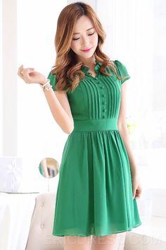 Cute #greendress