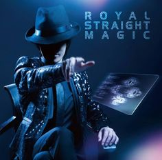 """exist†trace will release theirnew mini album """"ROYAL STRAIGHT MAGIC"""" in November. You can listen to a sample of each song in the video below! Mini album: ROYAL STRAIGHT MAGIC Release da…"""