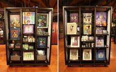 Find WonderGround Gallery art and merchandise at the Co-Op in Disney's Marketplace - Orlando, FL
