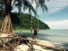 Penang, Monkey Beach