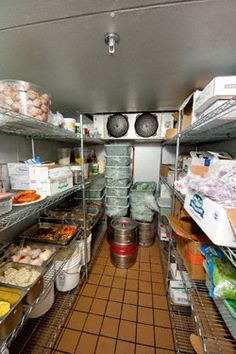 6 Smart Tips for Organizing Your Commercial Refrigerator or Freezer
