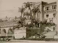 History Channel - Ancient Mysteries - The Lost Treasure of the Alexandria Library 1/5 Library Of Alexandria, Alexandria Egypt, Picture Places, People Figures, Cedar Trees, Ancient Mysteries, History Channel, Source Of Inspiration, Gods And Goddesses