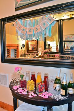 My Best Friend's Blog: Mimosa Bar