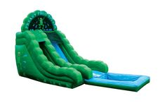18' Freaky Frog Water Slide