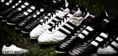 The all time classic the Copa Mundial goes all white! Is this the perfect update to a classic or is the Copa something that shouldn't be messed with? Soccer Gear, Soccer Shoes, Soccer Cleats, Adidas Football, Football Boots, Adidas Boots, Adidas Sneakers, Sport, Soccer