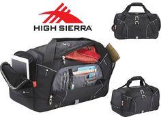 High Sierra Elite Tech-Sport High Quality Black 20