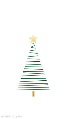 58 Super Ideas For Christmas Tree Wallpaper Desktop Iphone Wallpapers Wallpaper Natal, Christmas Phone Wallpaper, Holiday Wallpaper, Winter Wallpaper, Wallpaper Desktop, Iphone Wallpapers, Cute Christmas Backgrounds, Christmas Tree Background, Christmas Tree Drawing