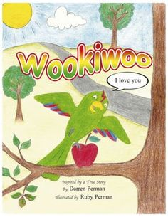 Children's Book: Wookiwoo, I Love You is now available on Barnes & Noble (NOOK Book)