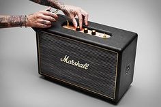 Marshall Hanwell Home Speaker (for iphone/ipod)