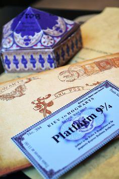 """Harry Potter Letter Мечты сбываются... Письмо из #Хогвардса и коробочка шоколадных конфет Harry Potter, Гарри Поттер , Hogwarts купить Киев Идеи подарков от """"Every Thing Matters"""""""