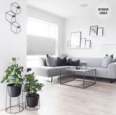 31 Most Scandinavian Living Room Design Ideas Apartment Interior, Home Living Room, Interior Design Living Room, Living Room Designs, Living Room Decor, Living Room Inspiration, Home Decor Inspiration, Minimalist Home, House Design