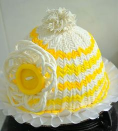 Knitted Cake!: